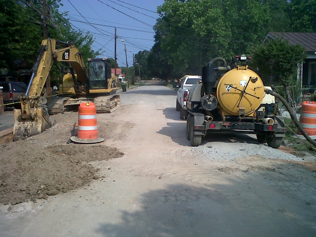 Road Construction | CBH Excavation