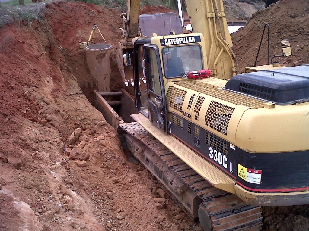 digger 3 | CBH Excavation